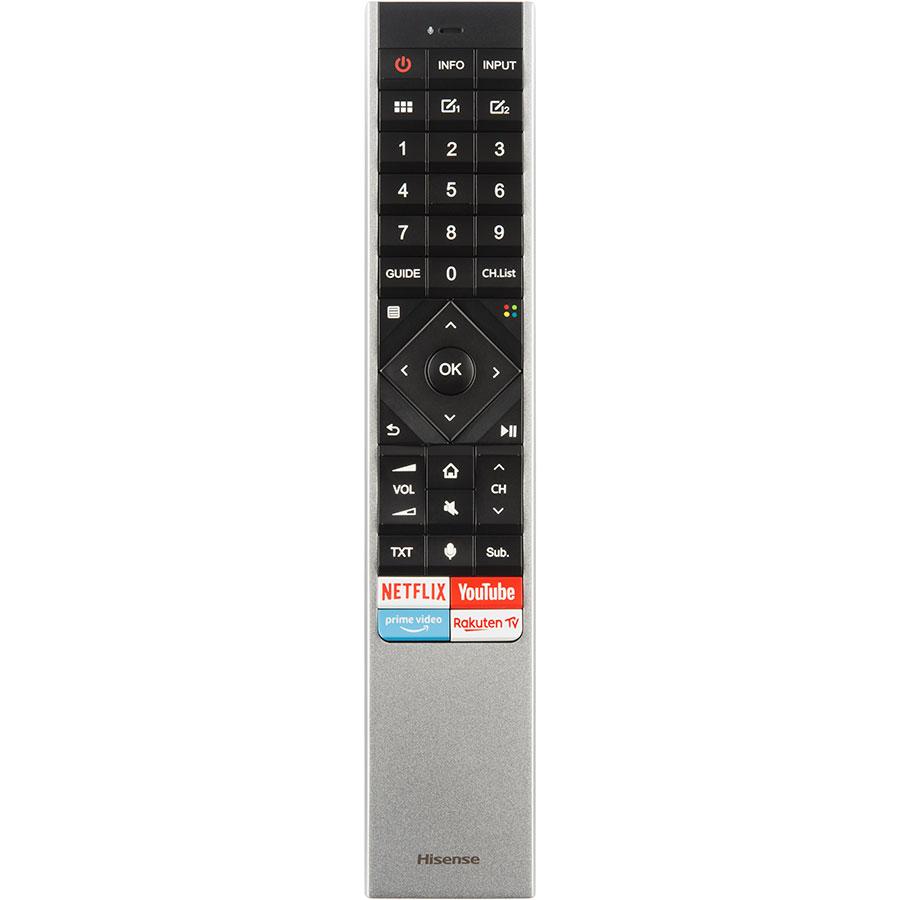 HiSense H55U8B - Télécommande