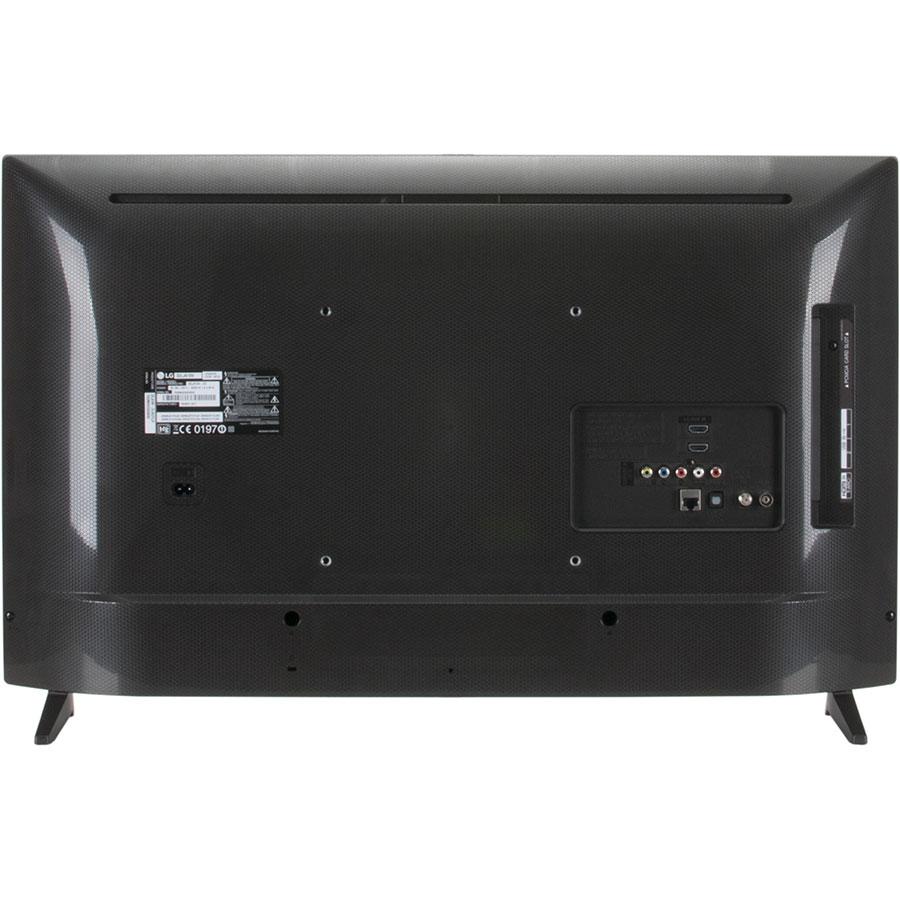 LG 32LJ610V - Vue de dos