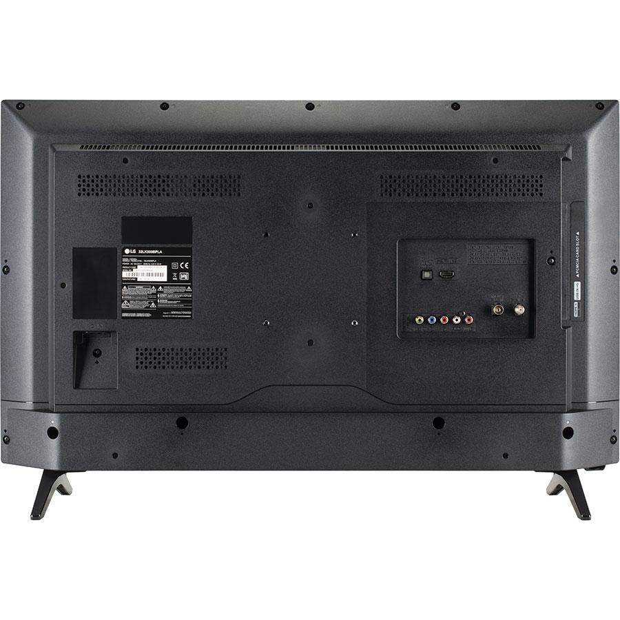 LG 32LK500 - Vue de dos