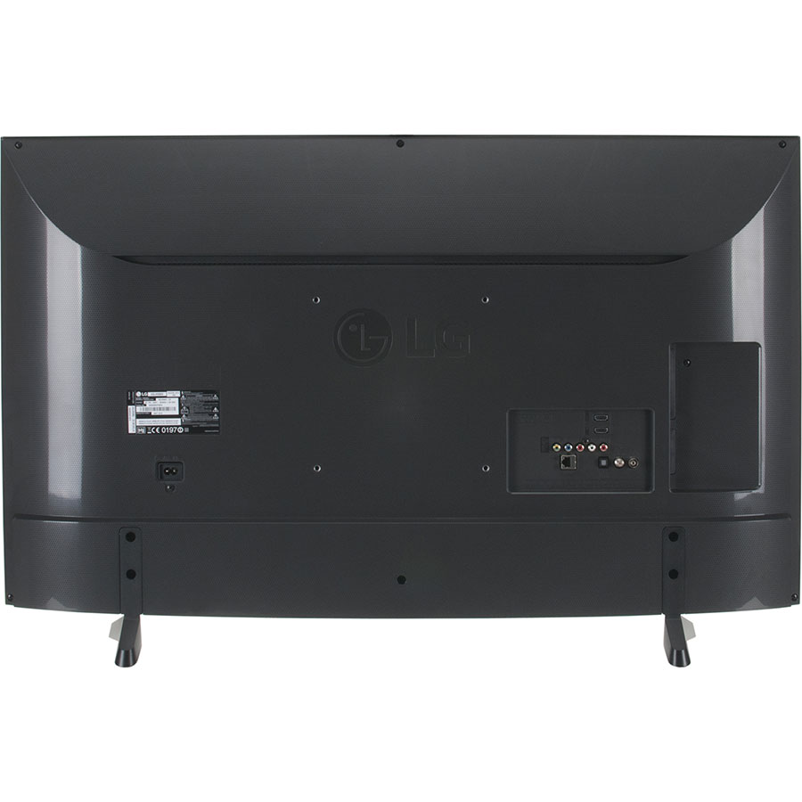 LG 43LH590V - Vue de dos