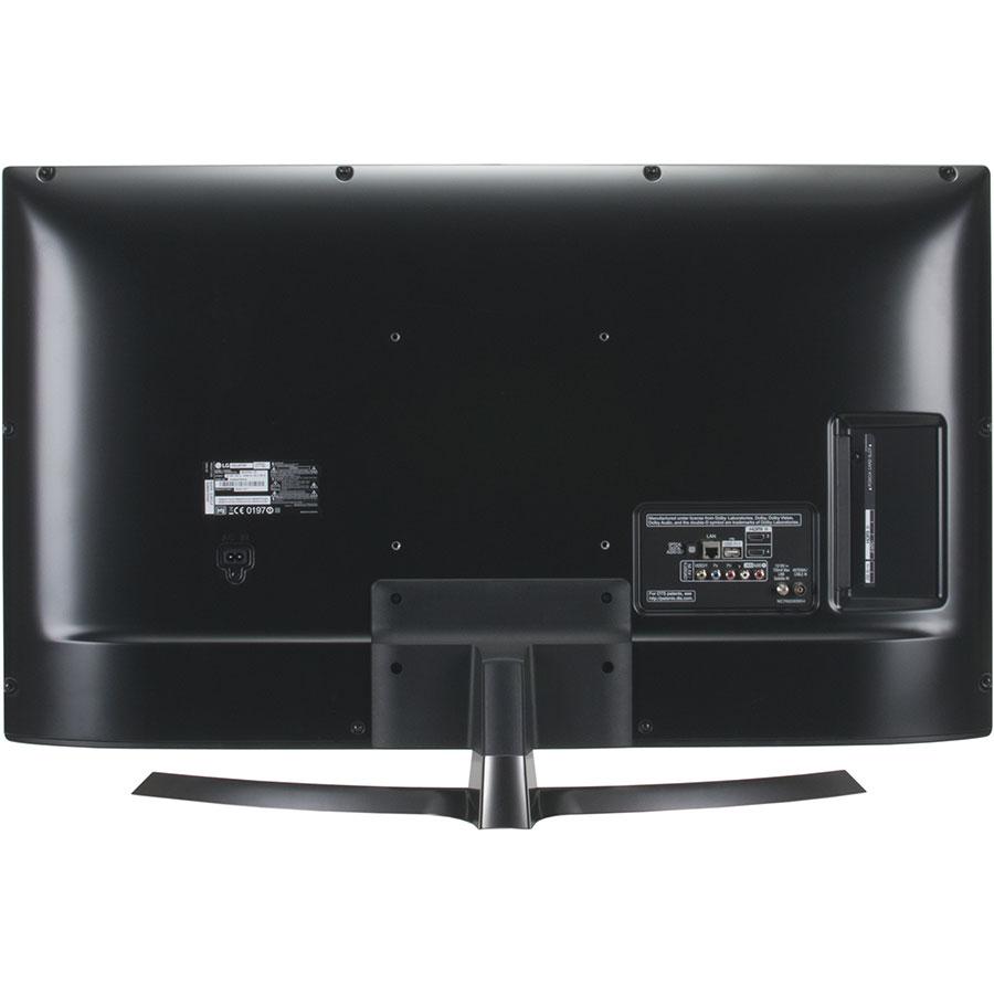 LG 43UJ670V - Vue de dos
