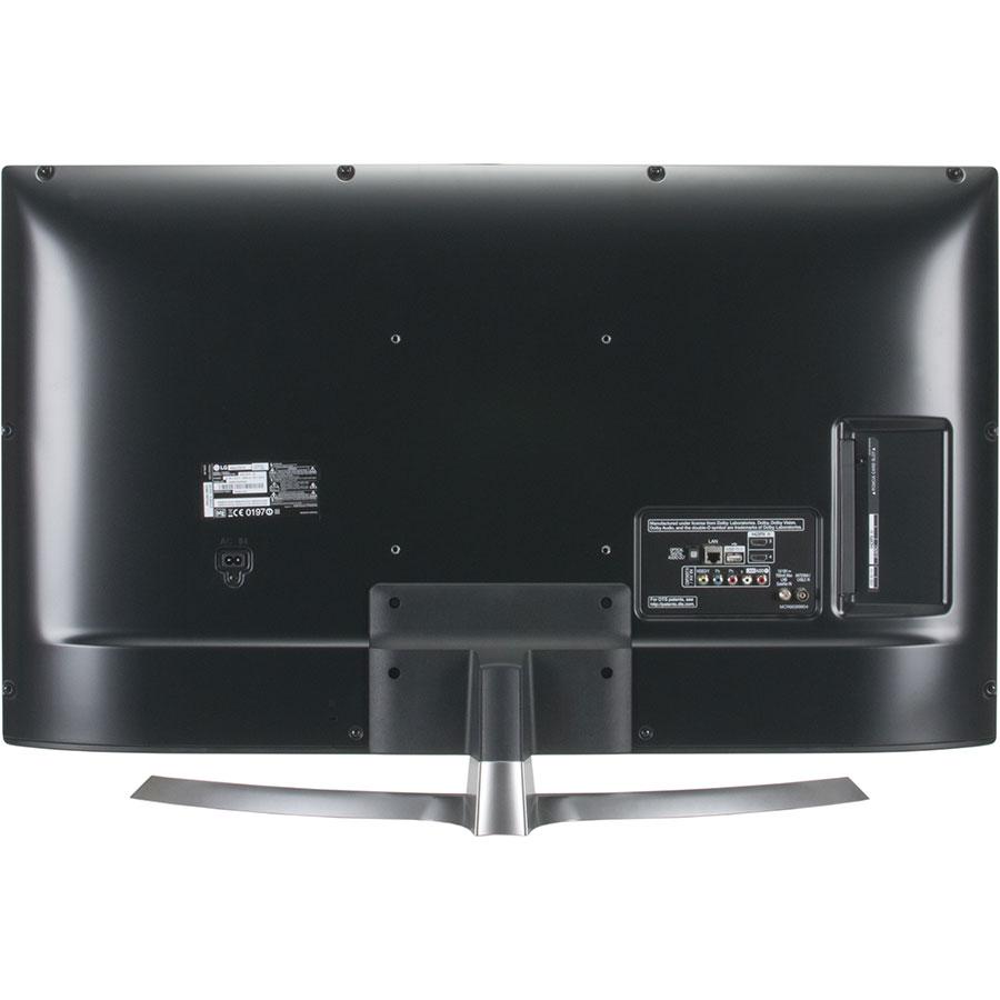 LG 43UJ701V - Vue de dos