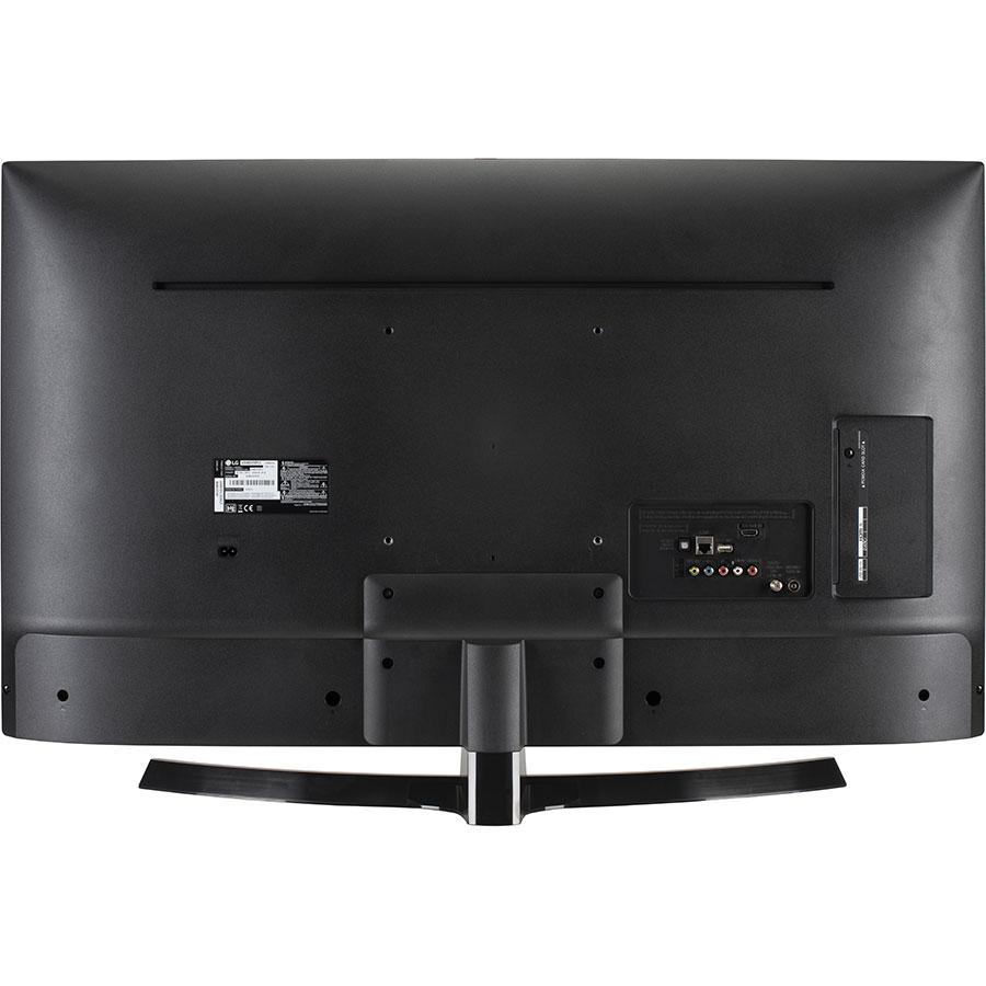 LG 43UK6470PLC - Vue de dos