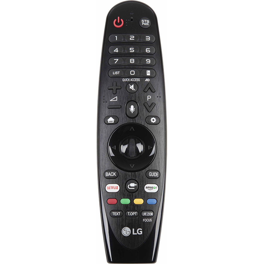LG 43UK6950PLB - Télécommande