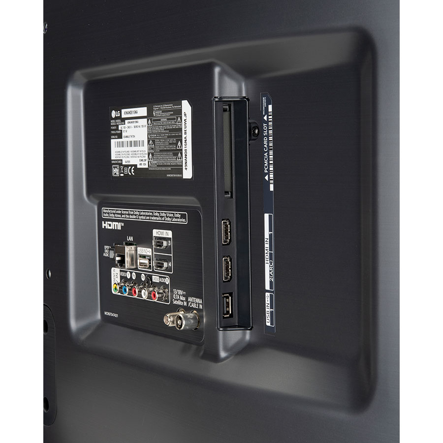 LG 49NANO81 - Connectique