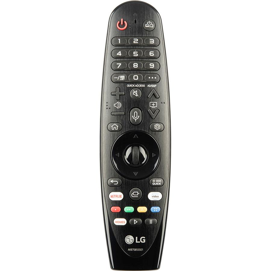 LG 49NANO866 - Télécommande