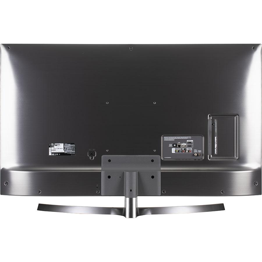 LG 49SK8100 - Vue de dos
