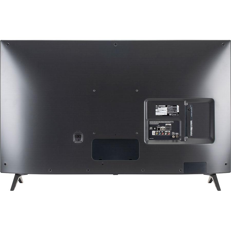 LG 49SM8050 - Vue de dos