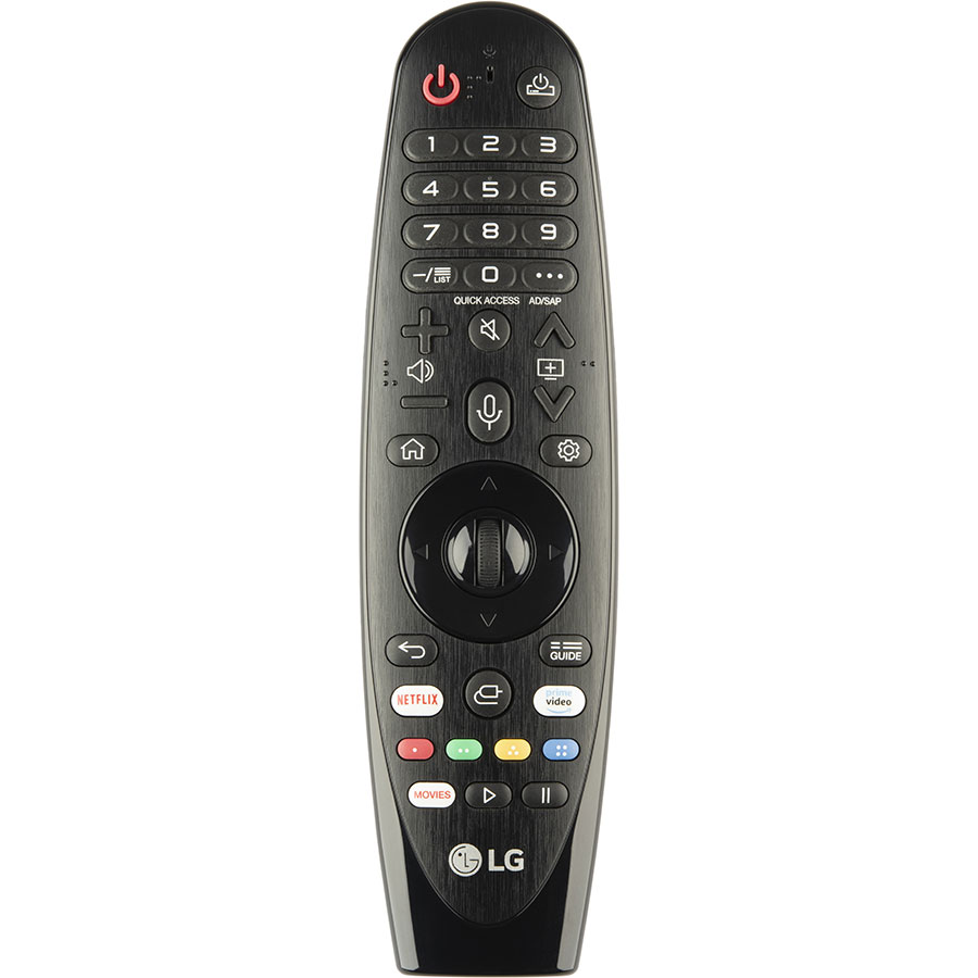 LG 49SM8200 - Télécommande