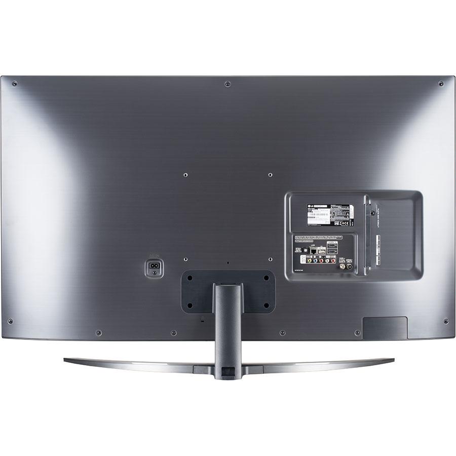 LG 49SM8200 - Vue de dos