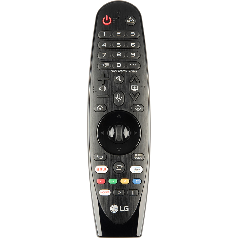 LG 49SM9000 - Télécommande