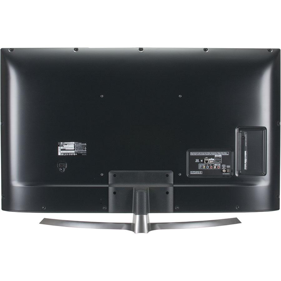 LG 49UJ701V - Vue de dos