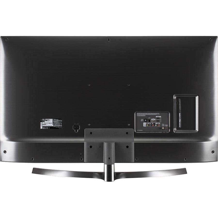 LG 49UK7550PLA - Vue de dos