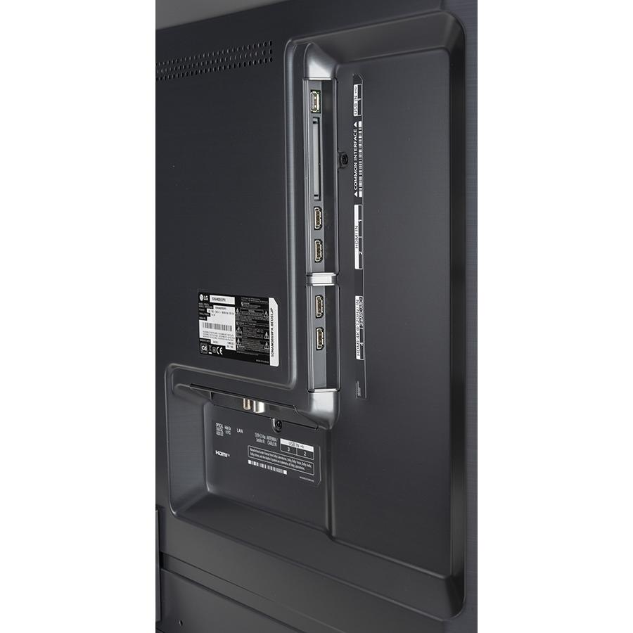 LG 50NANO866PA - Connectique
