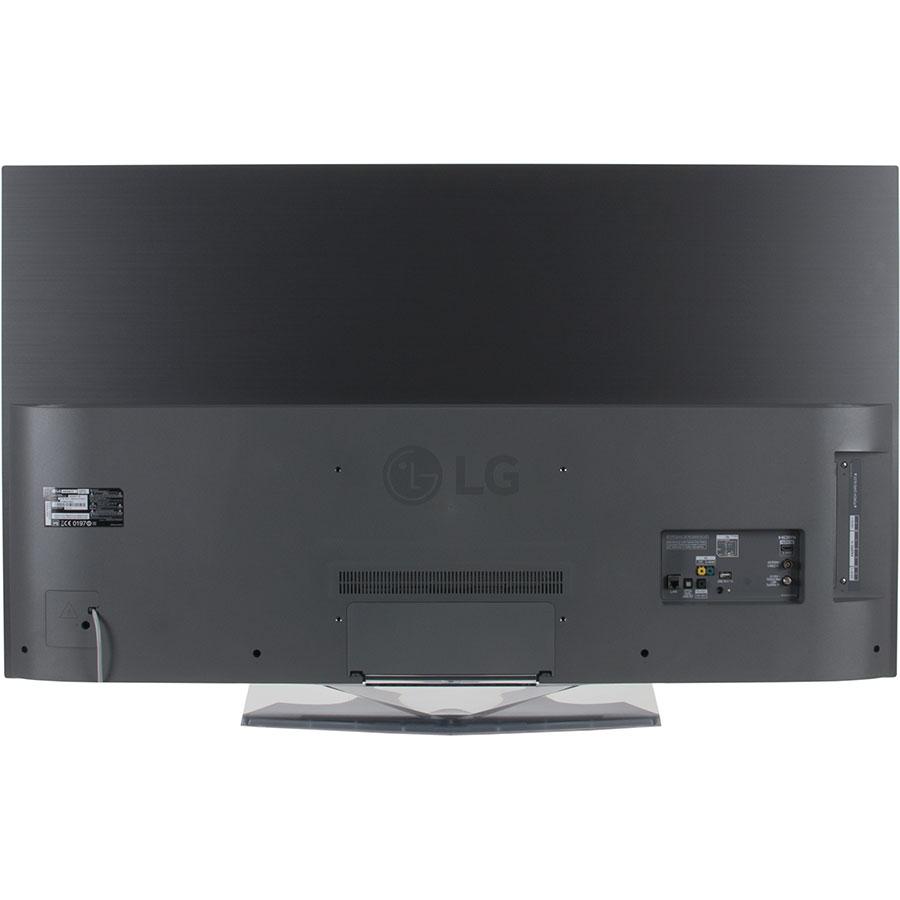 LG 55EG9A7V - Vue de dos