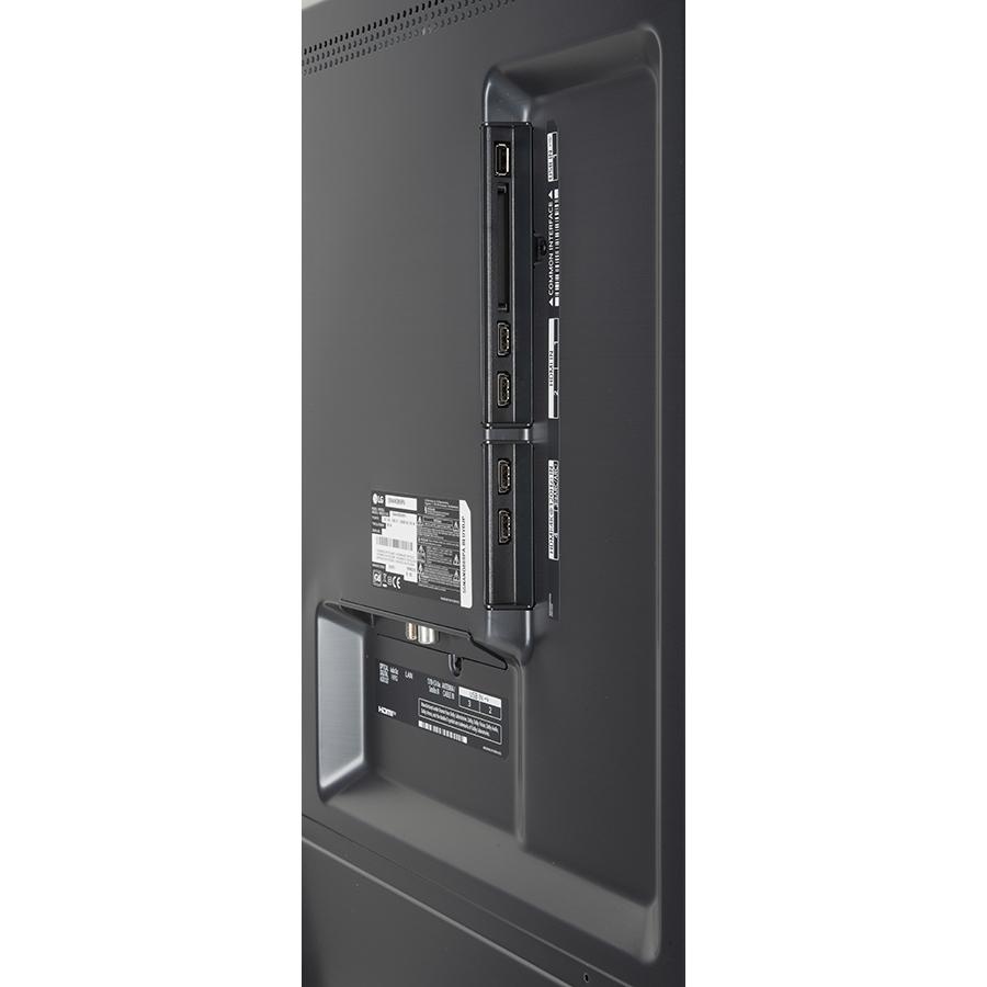 LG 55NANO866PA - Connectique