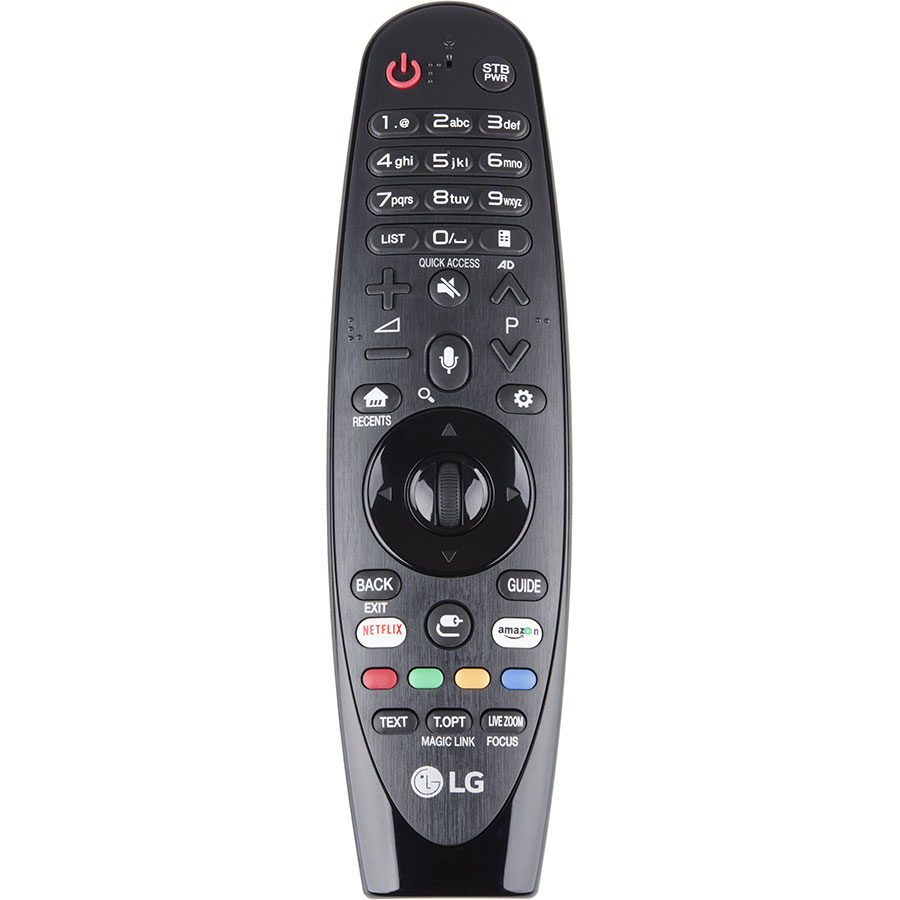 LG 55SK7900PLA - Télécommande
