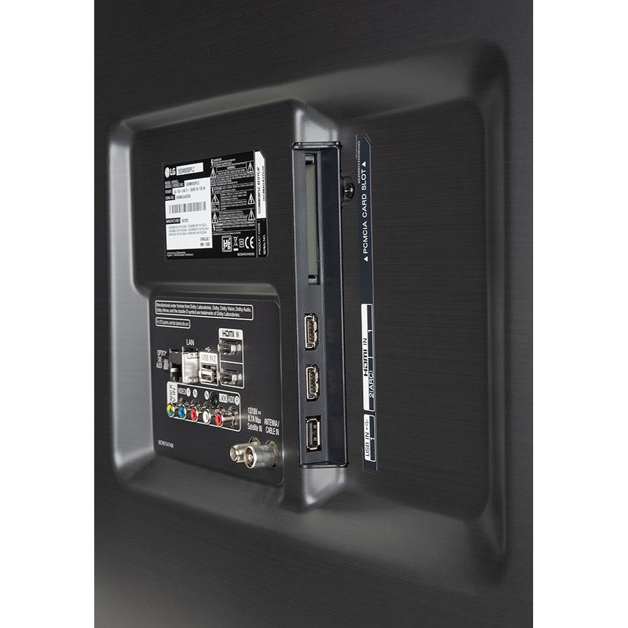 LG 55SM8050 - Connectique