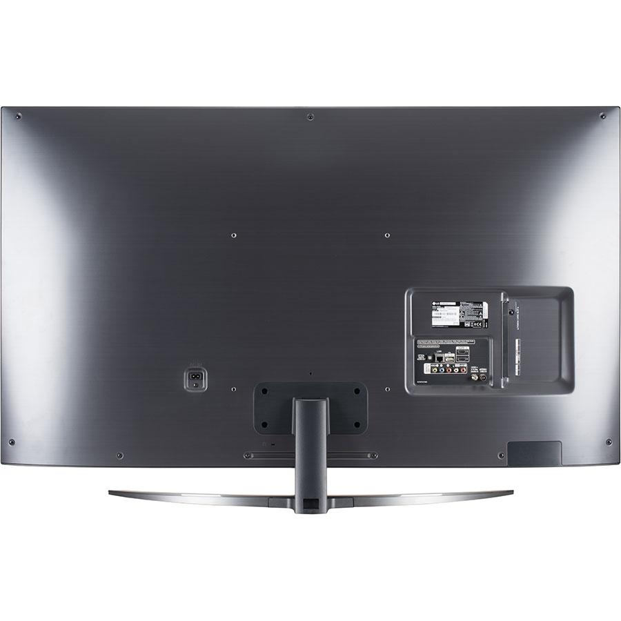 LG 55SM8200 - Vue de dos