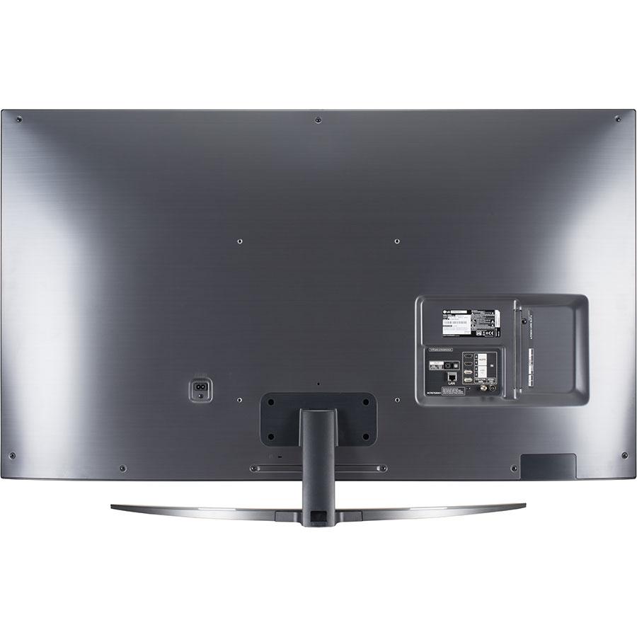 LG 55SM8600 - Vue de dos