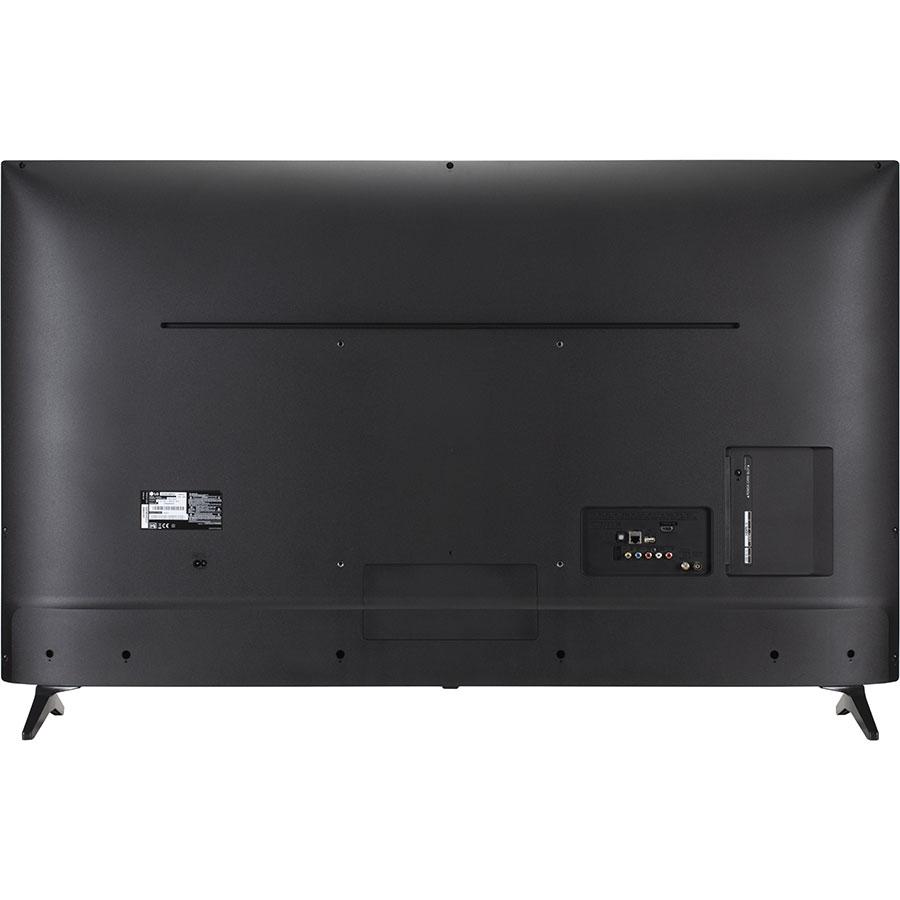 LG 55UK6100PLB - Vue de dos