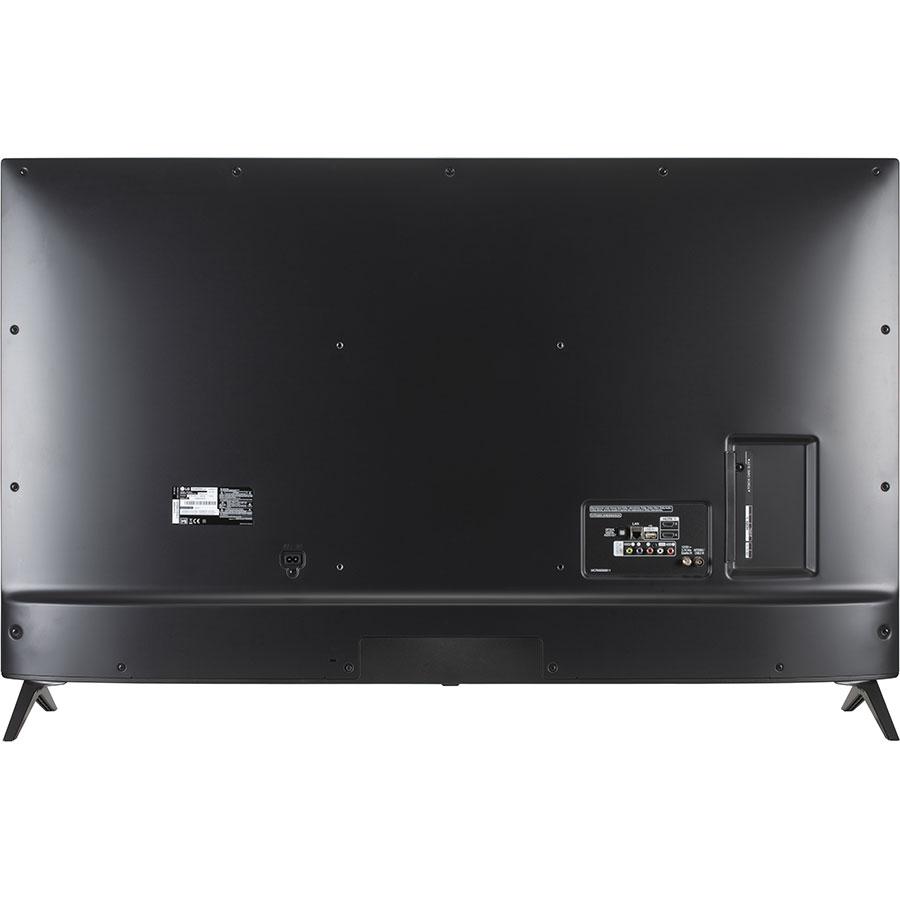 LG 55UK6500PLA - Vue de dos