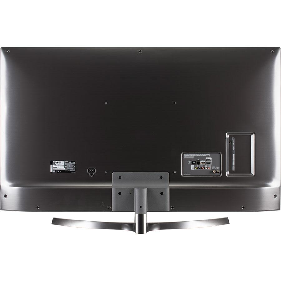 LG 55UK7550PLA - Vue de dos