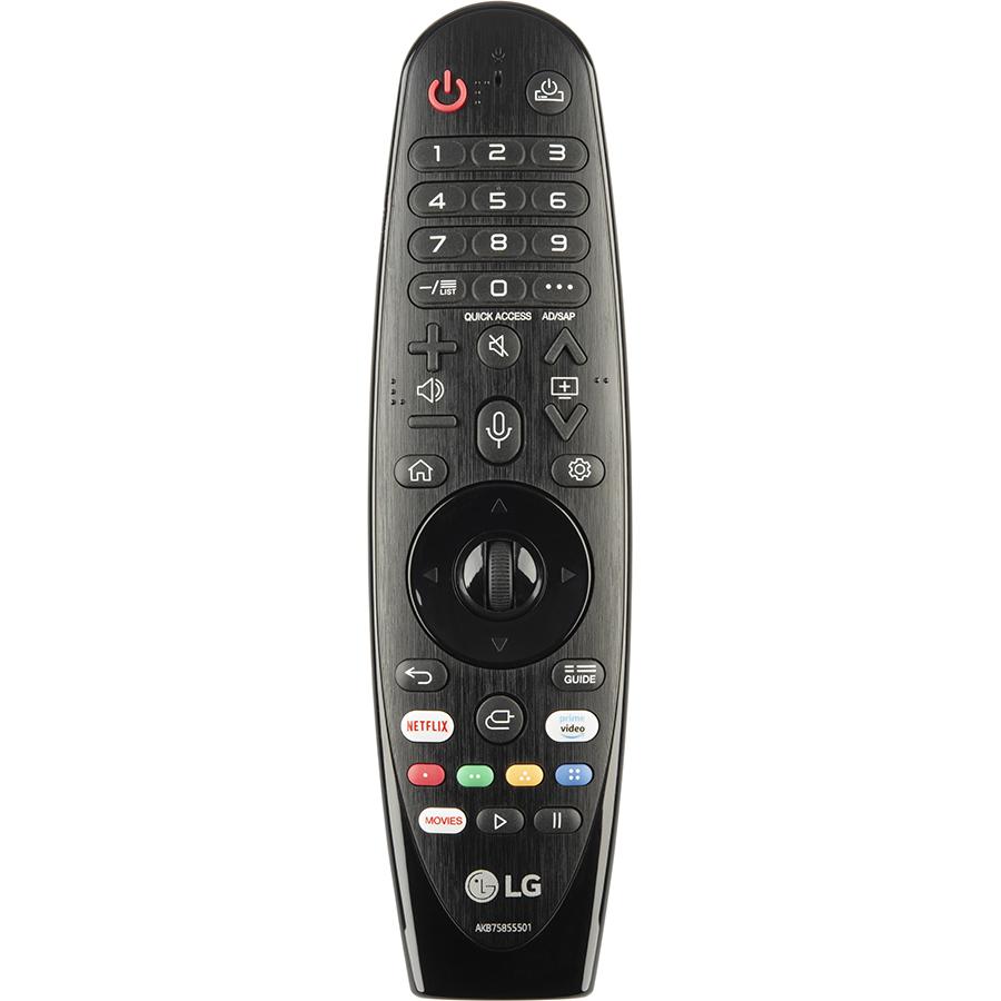 LG 55UN7400 - Télécommande