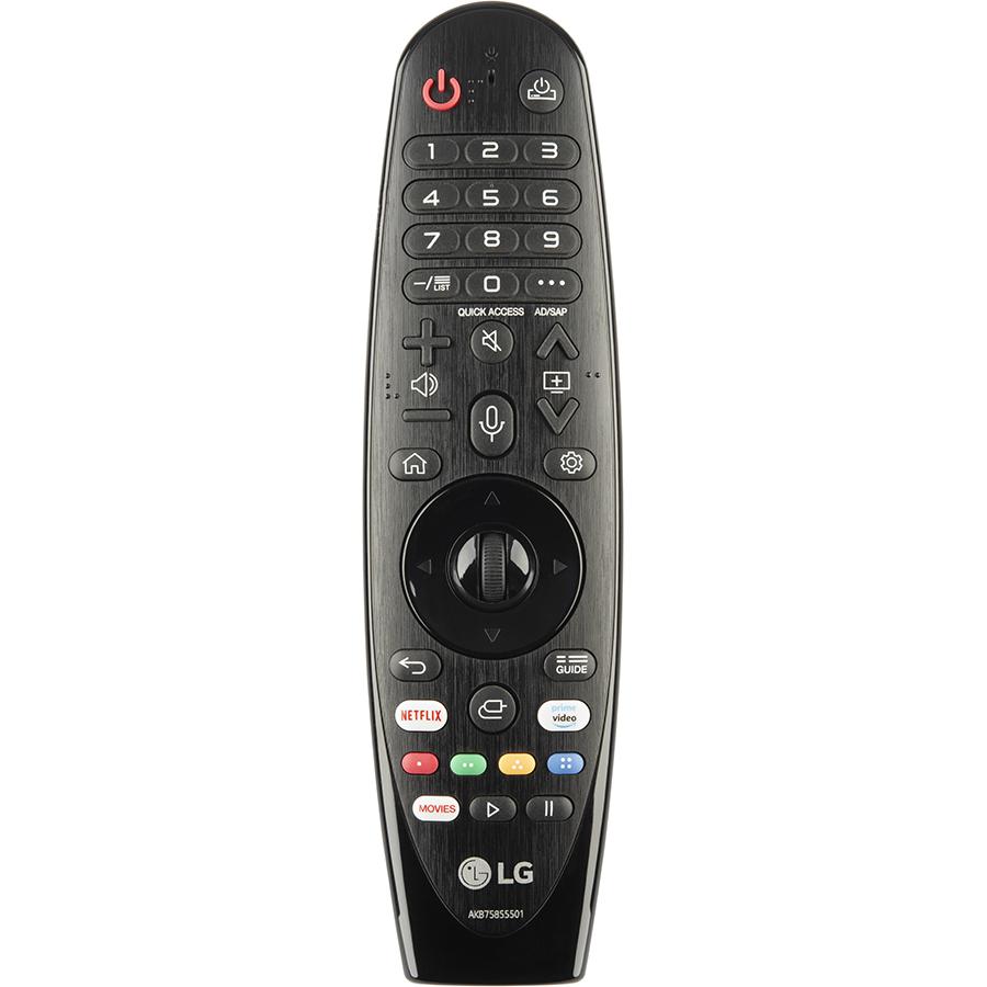 LG 55UN81006LB - Télécommande