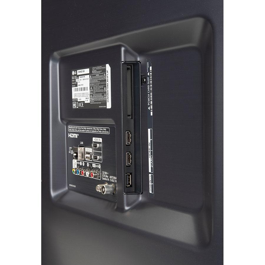 LG 65NANO81 - Connectique