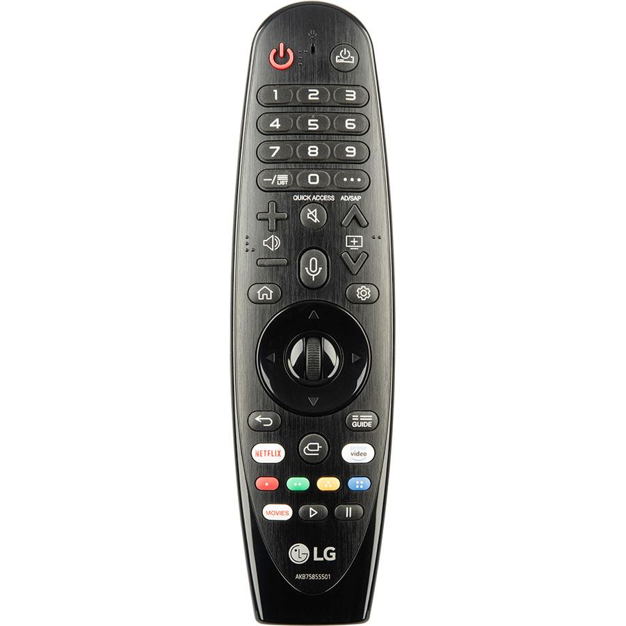 LG 65NANO866 - Télécommande