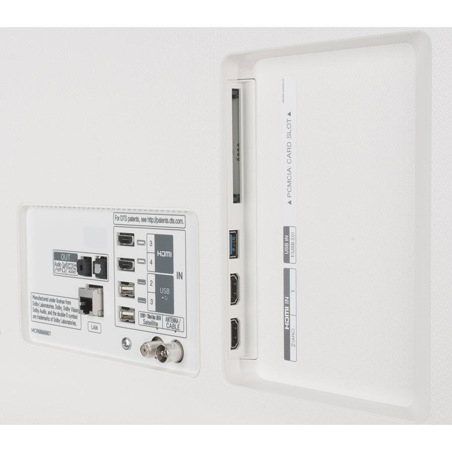 test lg 65sj850v t l viseur ufc que choisir. Black Bedroom Furniture Sets. Home Design Ideas