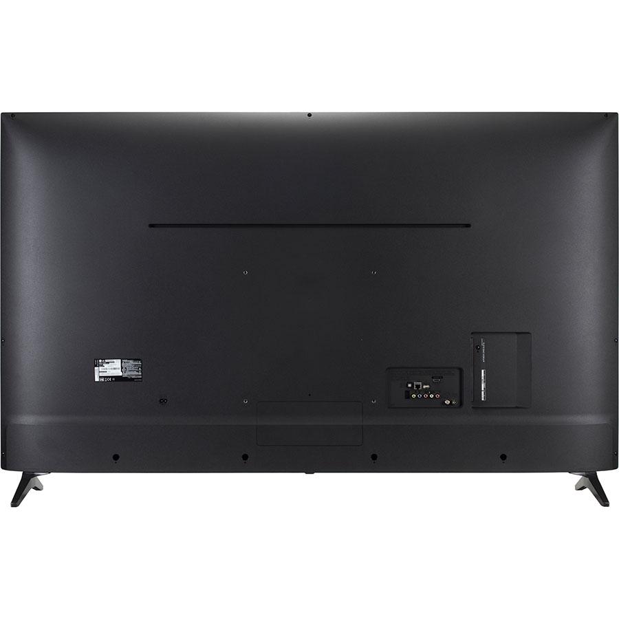 LG 65UK6100 - Vue de dos