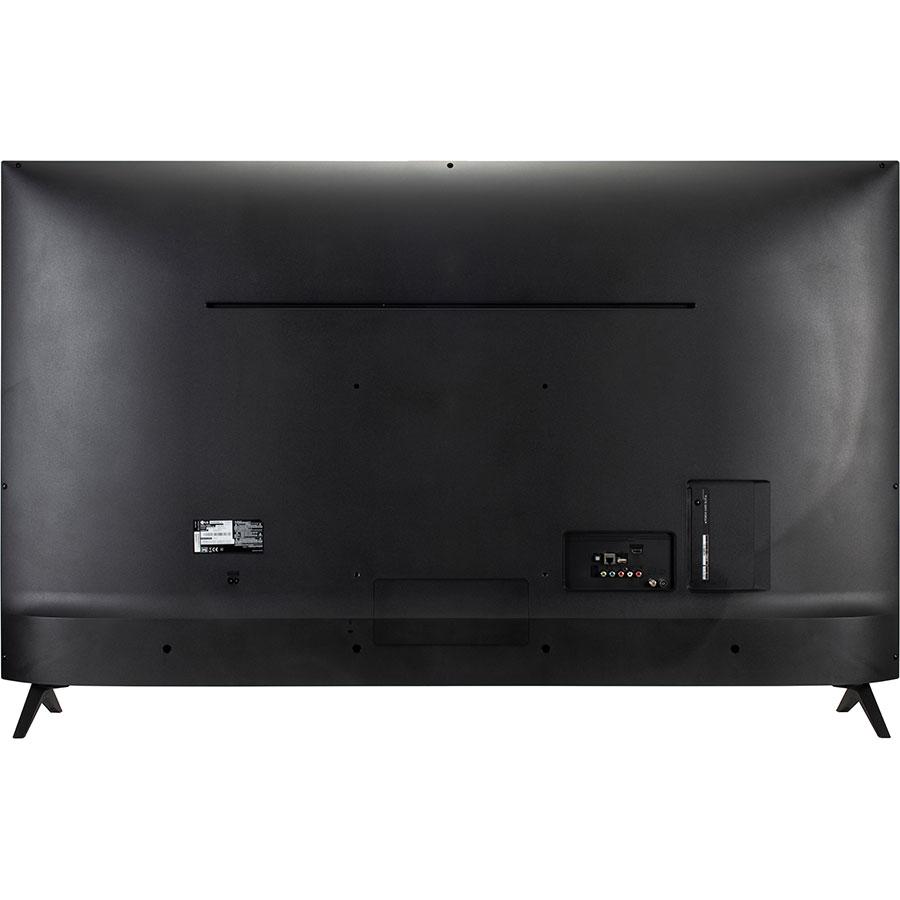 LG 65UK6300 - Vue de dos