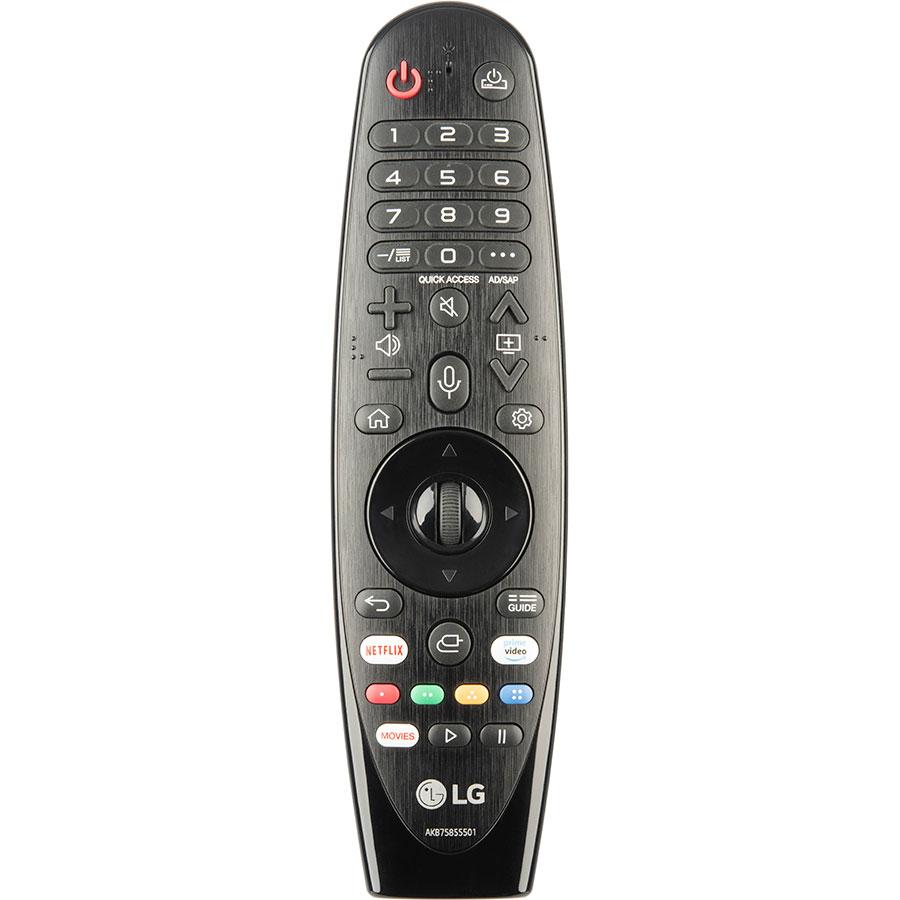 LG 65UN81006 - Télécommande