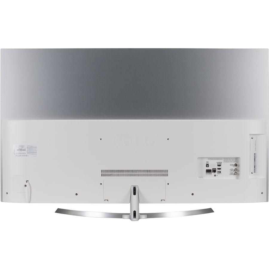 LG OLED 55B7V - Vue de dos