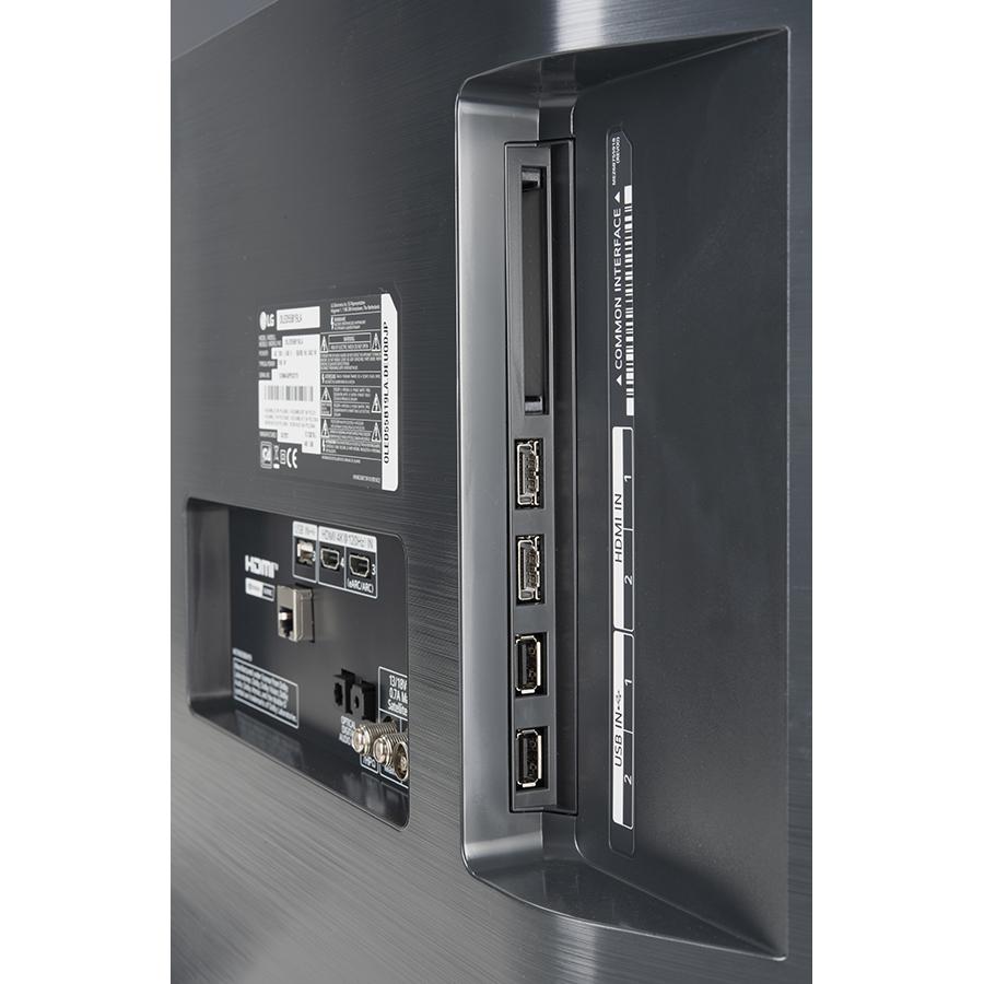 LG OLED55B16LA - Connectique