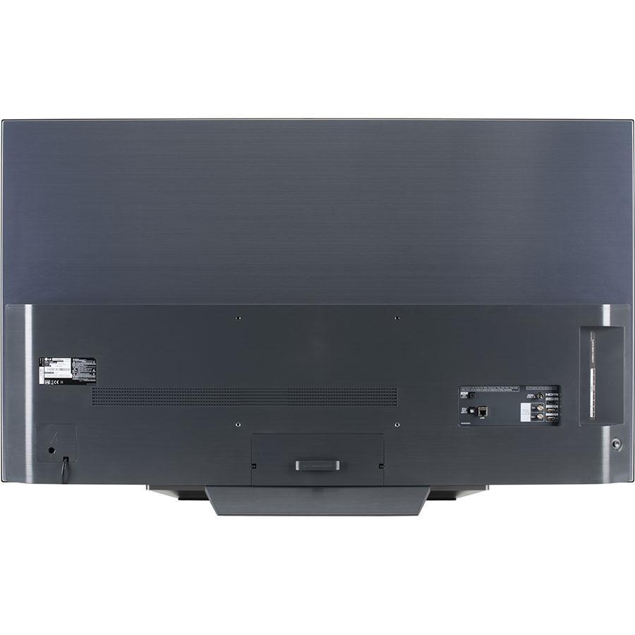 LG OLED55B8 - Vue de dos
