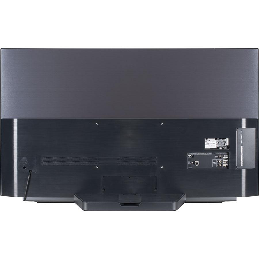LG OLED55C9 - Vue de dos