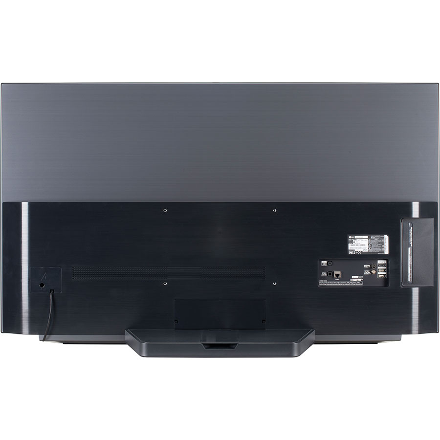 LG OLED55CX6 - Vue de dos