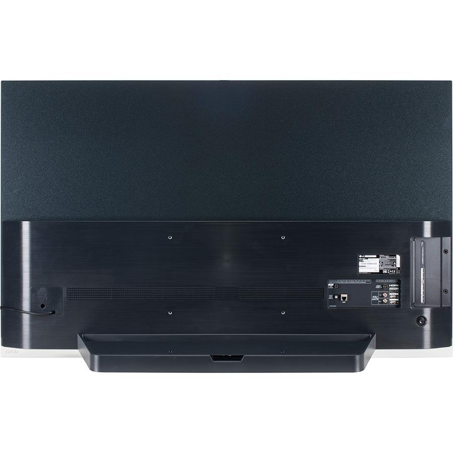 LG OLED55E9 - Vue de dos