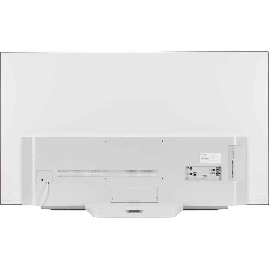 LG OLED65C15 - Vue de dos