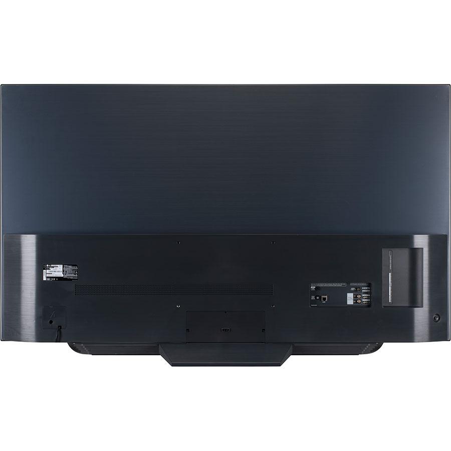 LG OLED65C8 - Vue de dos