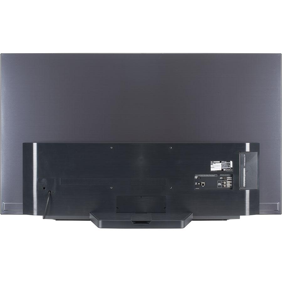 LG OLED65C9 - Vue de dos