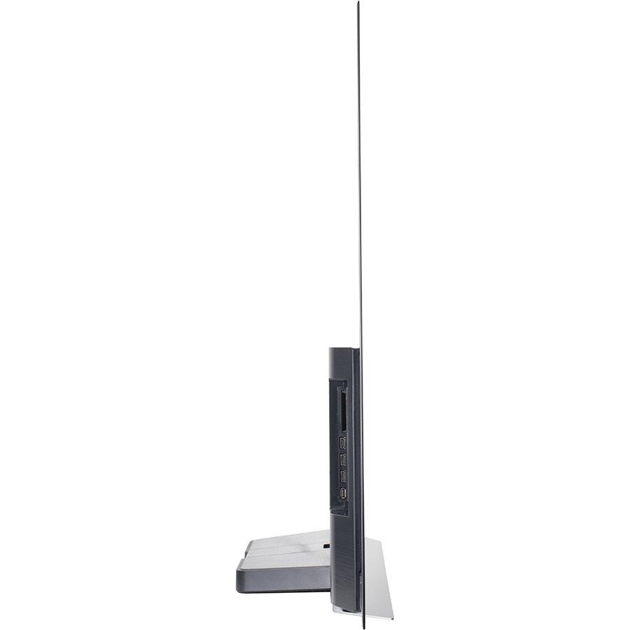 LG OLED65C9 - Vue de côté