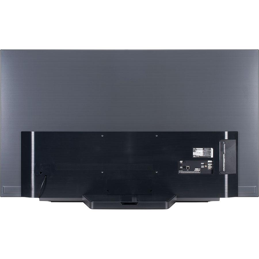 LG OLED65CX6 - Vue de dos