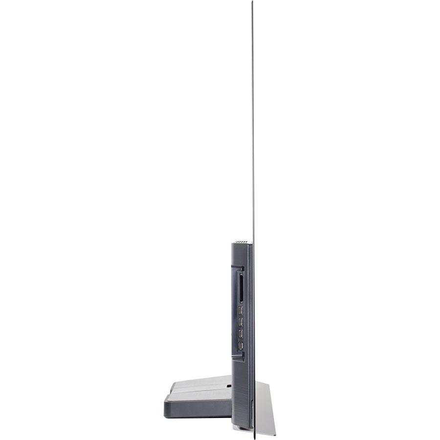 LG OLED65CX6 - Vue de côté