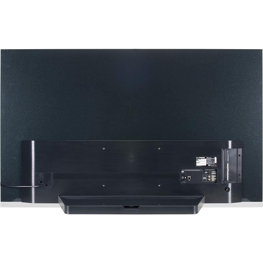 LG OLED65E9 - Vue de dos