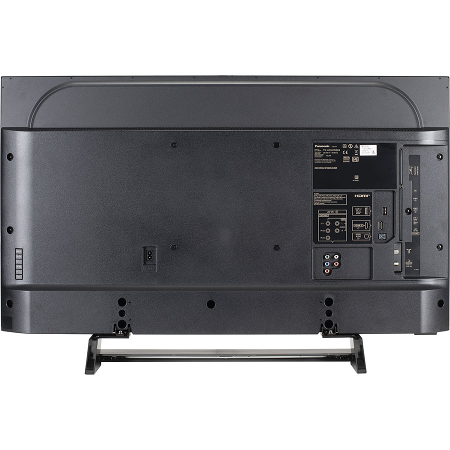 Panasonic TX-40GX800 - Vue de dos