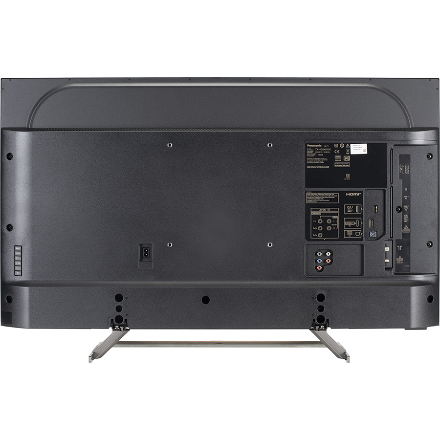 Panasonic TX-40GX810E - Vue de dos